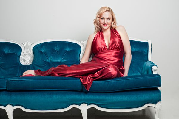 Storm Large will perform in Anchorage Saturday, Nov. 4. (Photo by Laura Domela)