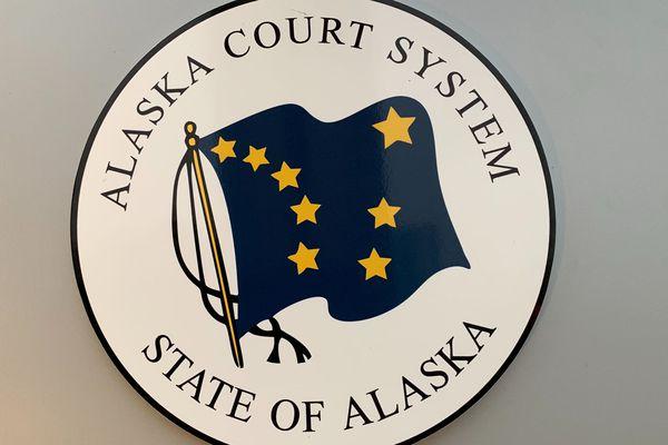 Alaska Court System emblem