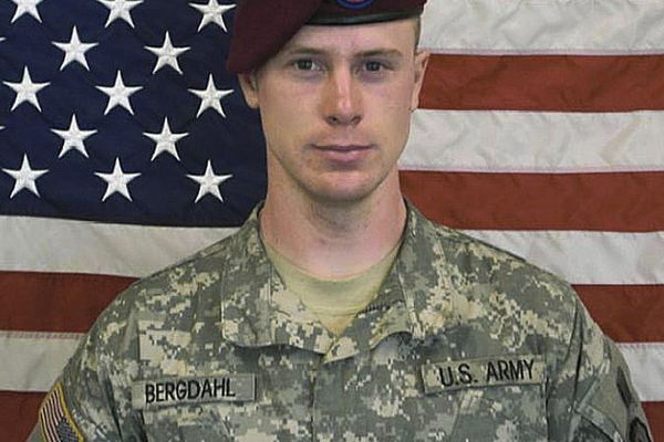 This undated image provided by the U.S. Army shows Sgt. Bowe Bergdahl. Bergdahl was scheduled to appear Tuesday before a military judge on charges of desertion and misbehavior before the enemy.