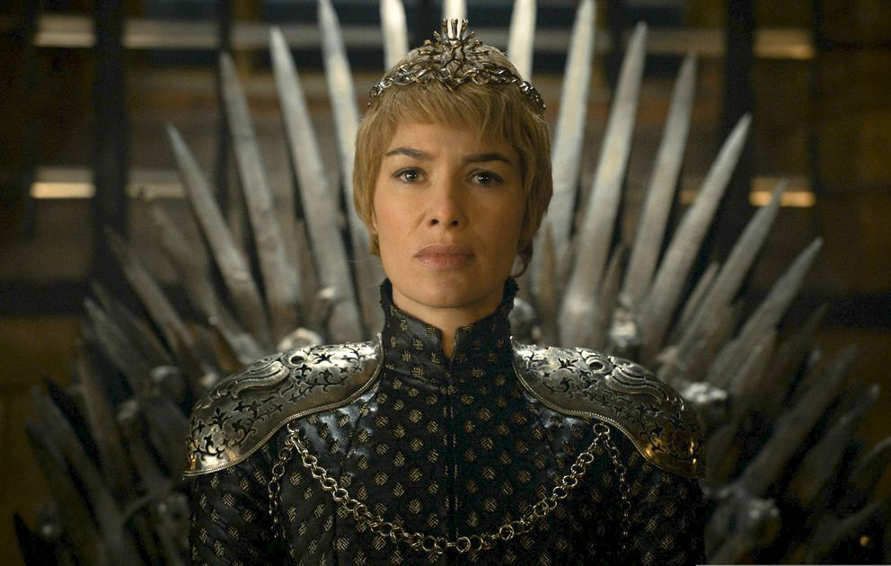 Lena Headey as Cersei Lannister in a scene from 'Game of Thrones. ' (HBO via AP)