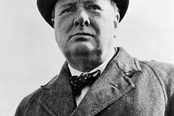 Sir Winston Churchill in 1942. (U.S. Library of Congress)