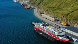 In an Aleutian fishing port, cruise ships bring possibility and peril