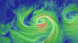 'Bomb cyclone' in western Aleutians breaks records but isn't expected to damage population centers