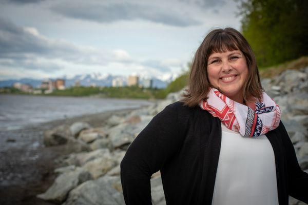 Austin Quinn-Davidson is a candidate for the west Anchorage assembly seat. 2018 (Photo provided by Austin Quinn-Davidson)