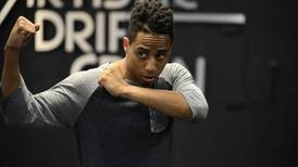 Barber with a passion for dance opens East Anchorage hip-hop studio