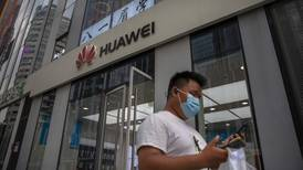 UK to exclude China's Huawei from role in high-speed phone network