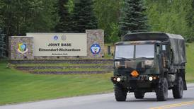 One of Anchorage's COVID-19 cases involves JBER airman who traveled overseas