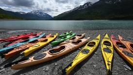 Whether it's on a boat tour, raft or kayak, get on the water and soak up some scenery