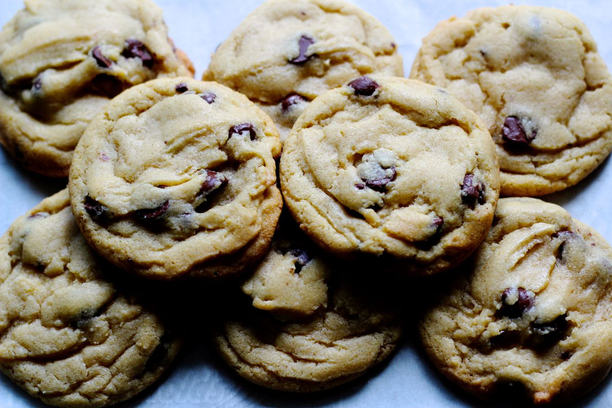 When it comes to traditional chocolate chip cookies it for Alaskan cuisine traditional
