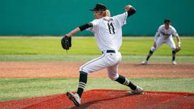South Wolverines get a pitching gem and a quick victory in the state baseball championship
