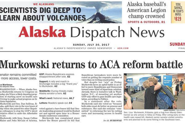 Alaska Dispatch News Bankruptc...