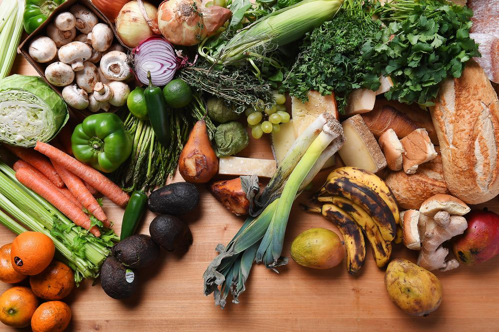 Americans waste about one pound of food per person per day, and they throw away trillions of gallons of water in the process. (Christina House/Los Angeles Times/TNS)