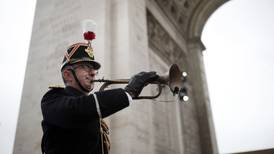 In remembering WWI, world warned of resurging 'old demons'