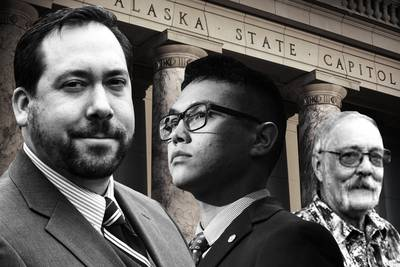 Alaska's 'him too' moment: When politicians and allies come with accusations of their own