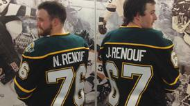 It's a numbers game for UAA hockey, but not the usual one