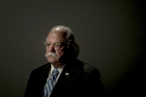 FILE — Ty Cobb, who was hired as a White House lawyer in July, in Washington, Oct. 26, 2017. Lawyers for President Trump have advised him against sitting down for a wide-ranging interview with the special counsel, Robert Mueller, according to four people briefed on the matter. Cobb has argued that the White House should cooperate with the special counsel investigation since his hiring. (Gabriella Demczuk/The New York Times)