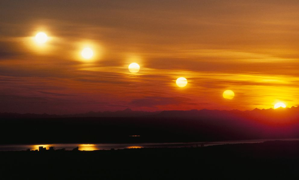 Summer Solstice Is Here Again It S A Special Time Of Year For Alaskans Anchorage Daily News
