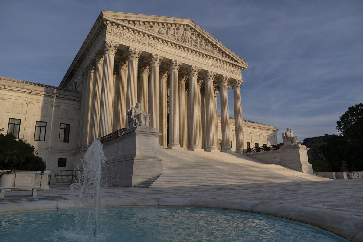 Supreme Court goes idle on Trump-related disputes and time is running out -  Anchorage Daily News
