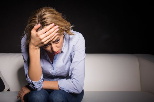 Is it possible to hold it together in the workplace when you're being emotionally abused at home? Sure, some strategies will help -- but only in the short term.