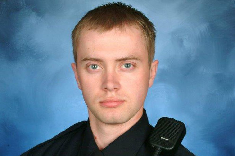 Fairbanks police officer Allen Brandt was shot in the line of duty Oct. 18, 2016. (Fairbanks Police Department)