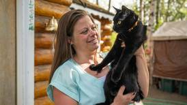 Homebound during a pandemic? More Alaskans decide now's a good time to adopt a pet.