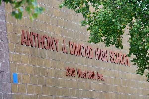 Dimond High School on Wednesday, July 25, 2018 (Mckenzie Richmond / ADN)