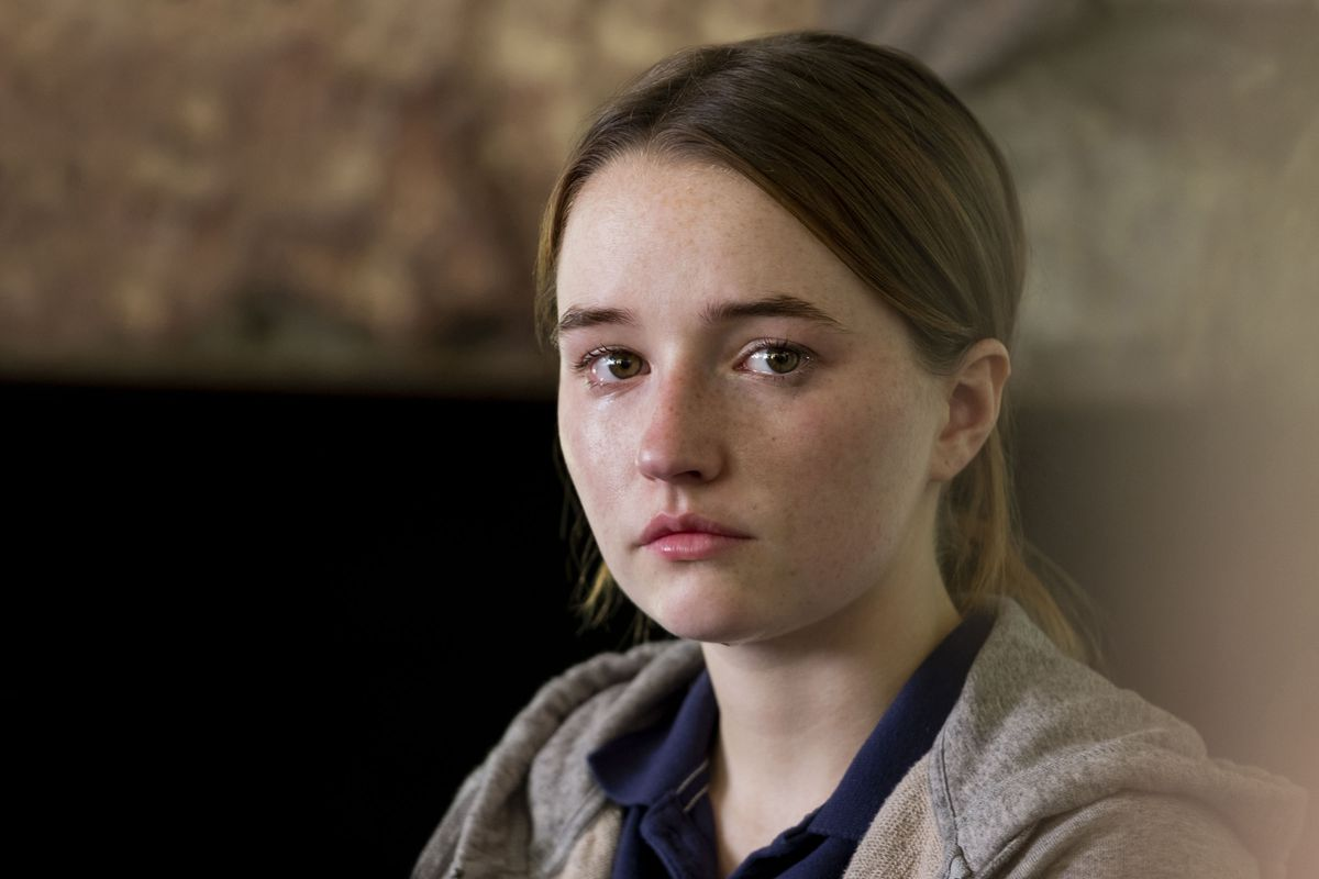A woman (Kaitlyn Dever) is accused of lying about a rape, and two female detectives investigate similar attacks, in Netflix's