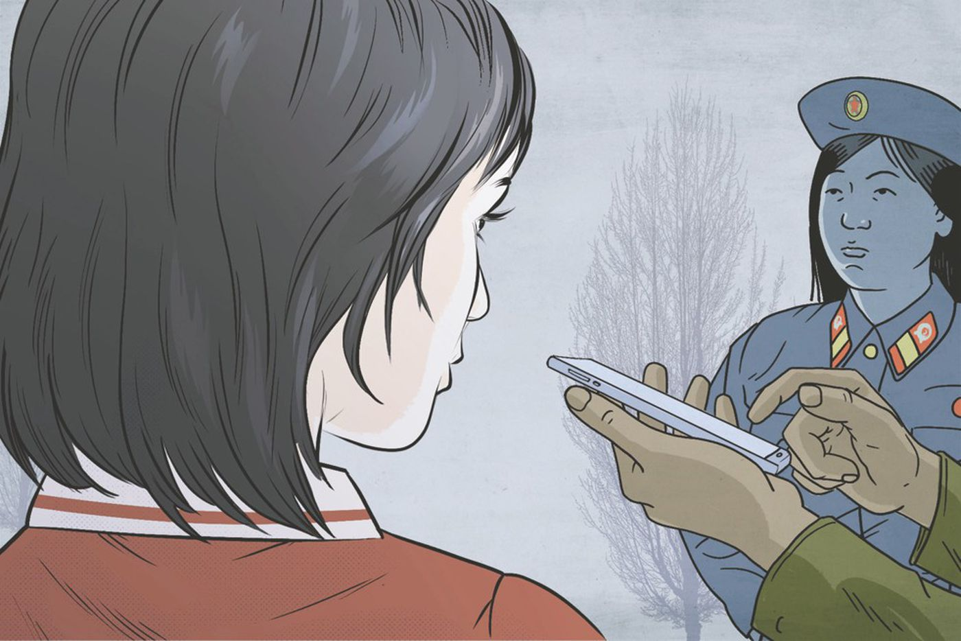 Illustration by Dominic Bugatto