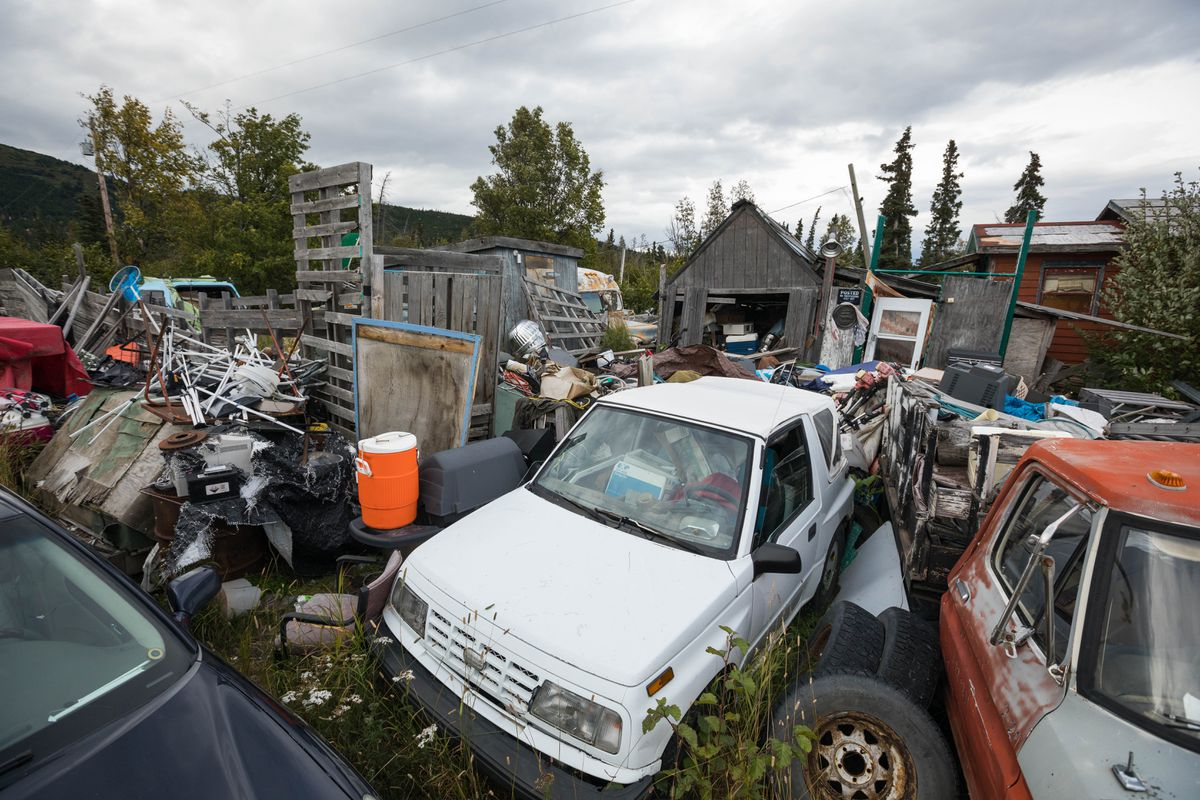 The saga of a junkyard in Anchorage\'s Bear Valley enters a new ...