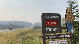 Southcentral Alaska wildfire updates: Calmer winds aid firefighters, but evacuation notices remain in place