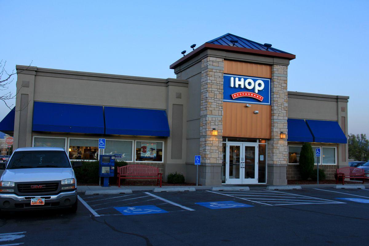 IHOP is rebranding to IHOB - promoting burgers to draw the post-breakfst crowd. (Dreamstime)