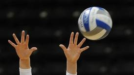 South Wolverines survive in five sets against West Eagles volleyball team