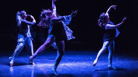 UAA dancers work for 'Middle Ground' in new piece