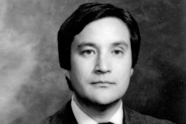 Undated photo of John Sackett. (Photo courtesy of Doyon)