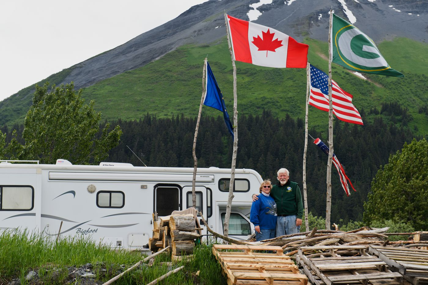 People on the Peninsula: The RV crowd - Anchorage Daily News