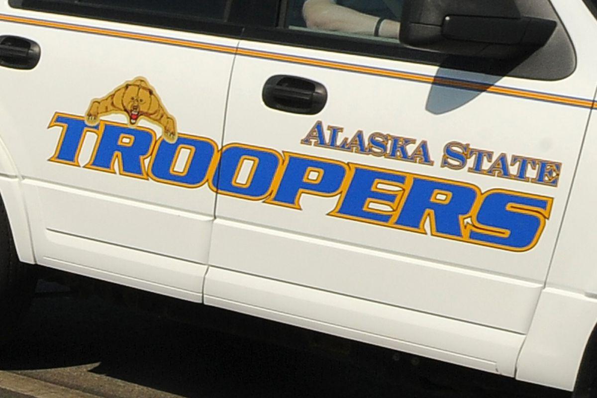 An Alaska State Troopers car. (Bob Hallinen / ADN)