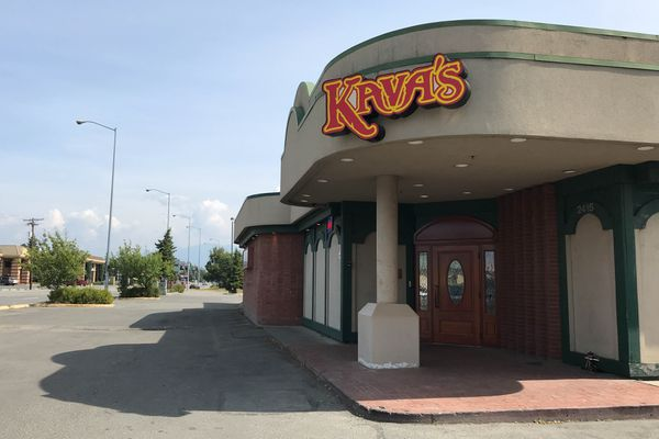 Kava's Pancake House recently opened a Midtown location at C Street and Fireweed Lane. (Annie Zak / ADN)
