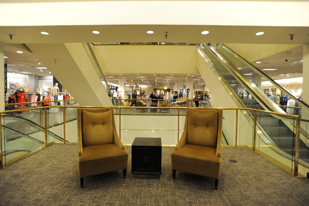 Nordstrom announced June 26, 2019 that it would close the Anchorage store Sept. 13, 2019. (Anne Raup / ADN)