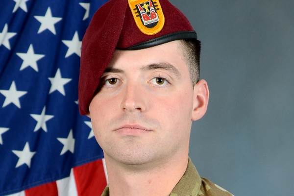 Staff Sgt. David Thomas Brabander, 24, died Dec. 11, 2017, in a non-combat vehicle accident in Afghanistan. He was an airborne infantryman and served as a squad leader in the 3rd Battalion, 509th Infantry Regiment, 4th Infantry Brigade Combat Team (Airborne), 25th Infantry Division, U.S. Army Alaska at Joint Base Elmendorf-Richardson. (U.S. Army Alaska photo)