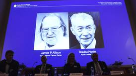 Nobel Prize in medicine awarded to two cancer immunotherapy researchers