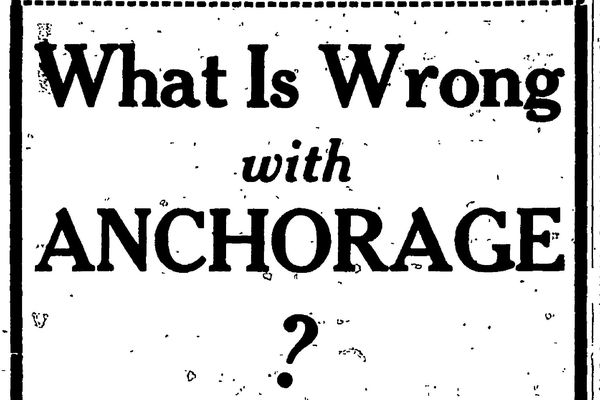 March 24, 1944 ad in the Anchorage Daily Times
