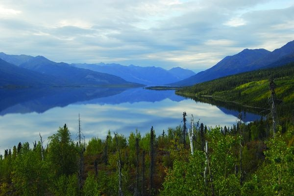 ONE TIME USE Kaluluktok Creek, as pictured in