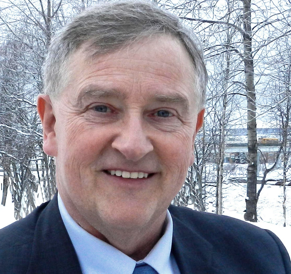 Dave Donley is a candidate for Anchorage School Board in the April 2017 election. (Candidate photo)