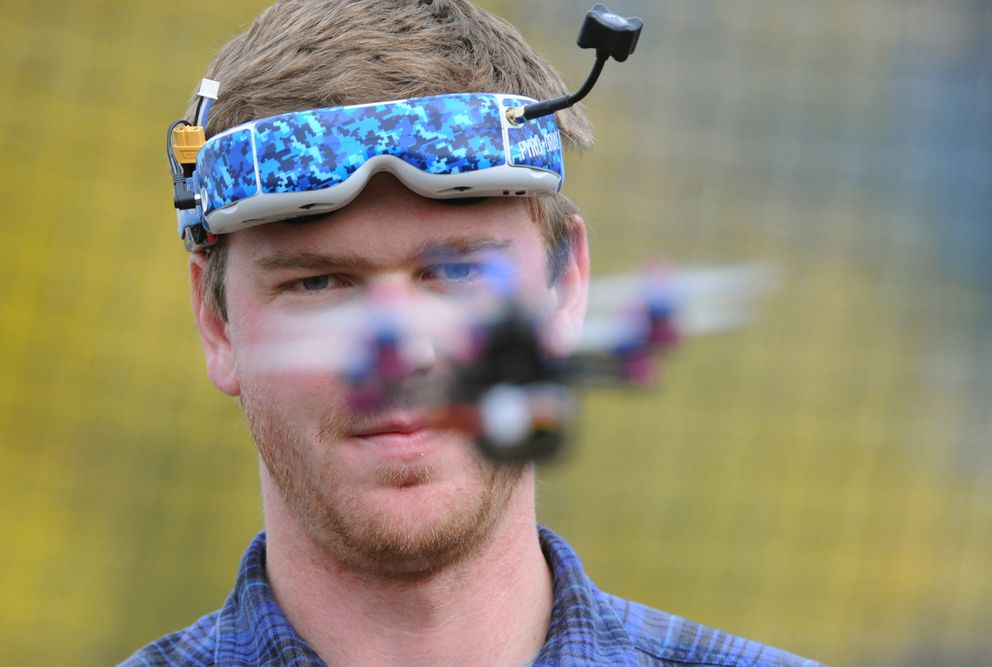 Game of Drones: 'It's a real-life video game' for Alaska