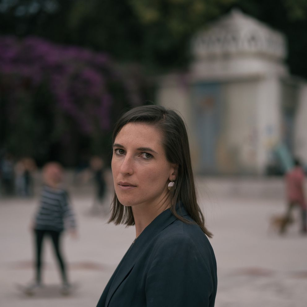 Laurianne Despeghel worked to develop a system to calculate an estimate of how many people had died during the coronavirus pandemic, giving a new insight into how deadly the virus has been in a Mexico. (Photo for The Washington Post by Luis Antonio Rojas)