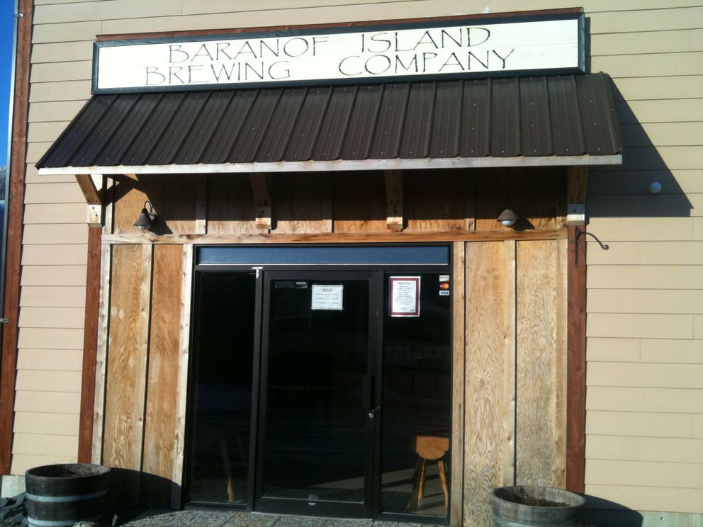 Baranof Island Brewing Co. has been in business in Sitka since 2009. (Baranof Island Brewing Co.)