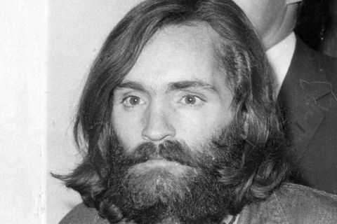 A 1969 staff file photo of Charles Manson. The convicted mass murderer is reportedly seriously ill. (Los Angeles Times/TNS)