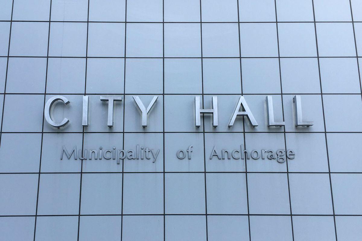 Anchorage city hall (ADN)