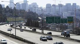Seattle man arrested after seven more vehicles targeted with rocks on freeway