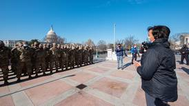 12 National Guard members removed from inauguration security after FBI vetting